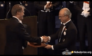 Prix Nobel Le Clesio